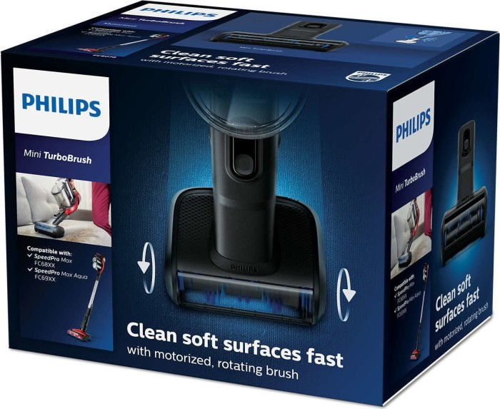 Philips FC8078/01 mini-Turbo-brush