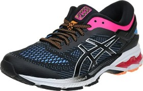Asics Gel-Kayano 26 black/blue coast (Damen) (1012A457-004)