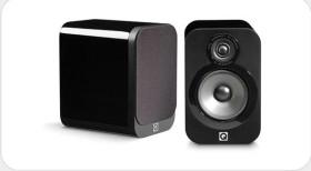 Q Acoustics 3030i schwarz, Paar