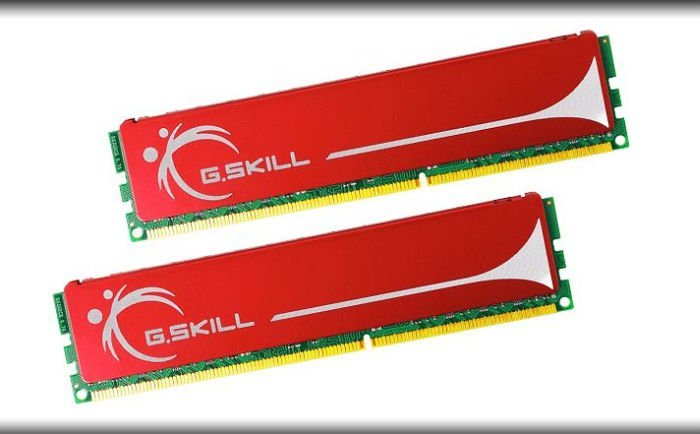 G.Skill DIMM Kit  4GB, DDR3-1600, CL9-9-9-24 (F3-12800CL9D-4GBNQ)