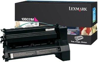 Lexmark 10B031M Toner magenta