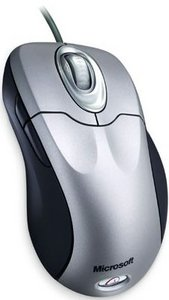 Microsoft IntelliMouse Explorer Platinum, PS/2 & USB (B75-00096/B75-00108)