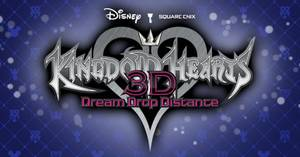Kingdom Hearts 3D - Dream Drop Distance (English) (3DS)