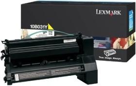 Lexmark Toner 10B031Y gelb