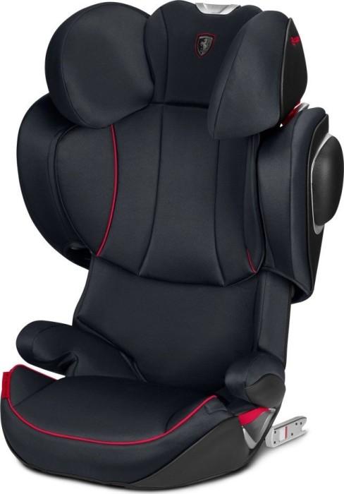 Cybex for Scuderia Ferrari Solution Z-fixed victory black 2018/2019 (518000025)