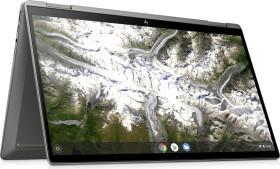 HP Chromebook x360 14c-ca0215ng Mineral Silver, Pentium Gold 6405U, 4GB RAM, 64GB SSD, DE (285B5EA#ABD)