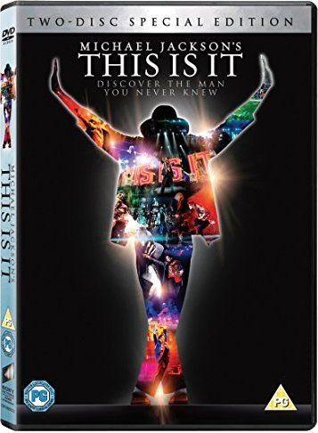 Michael Jackson's - This Is It (Special Editions) (UK) -- via Amazon Partnerprogramm