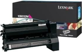 Lexmark Toner 10B032M magenta hohe Kapazität