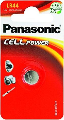 Panasonic LR44/LR1154 -- via Amazon Partnerprogramm