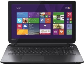 Toshiba Satellite L50-B-2JD schwarz, UK (PSKTGE-03T00NEN)