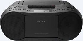 Sony CFD-S70 schwarz
