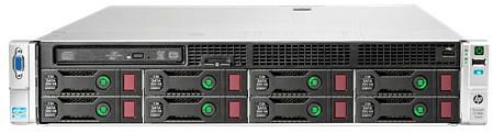 "HP ProLiant DL380e Gen8, 1x Xeon E5-2407, 8GB RAM, 8x 3.5"" (668665-421)"