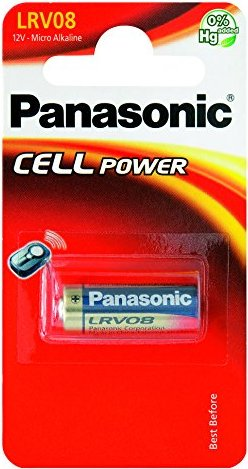 Panasonic LRV08, alkali, 12V -- via Amazon Partnerprogramm