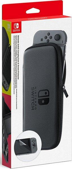 Nintendo Switch Tasche & Schutzfolie (Switch)
