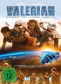 Valerian - Die Stadt der Tausend Planeten (4K Ultra HD)