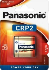 Panasonic Photo CR-P2, 2-pack