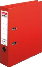 Herlitz maX.file protect plus Ordner A4, 8cm, rot (10834323)