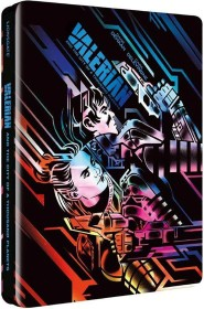 Valerian and the City of a Thousand Planets (3D) (Blu-ray) (UK)