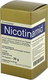 FBK-Pharma Nicotinamid Kapseln, 90 Stück