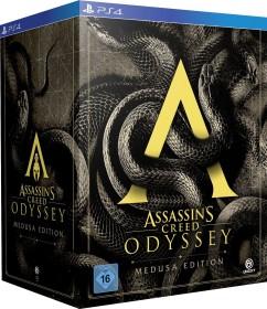 Assassin's Creed: Odyssey - Medusa Edition (PS4)