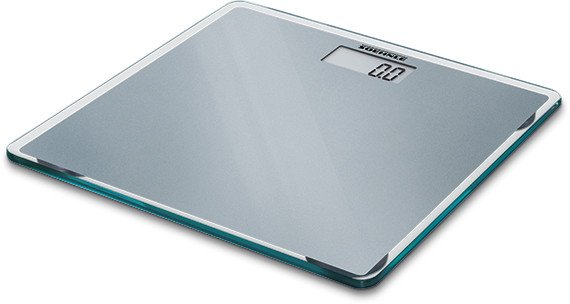 Soehnle Slim Design Silver electronic personal scale (63538)