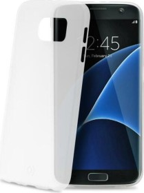 Celly Frost für Samsung Galaxy S7 Edge weiß (FROSTS7E)