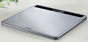 Soehnle Slim Design stainless steel electronic personal scale (63539)