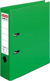 Herlitz maX.file protect plus Ordner A4, 8cm, hellgrün (10834430)