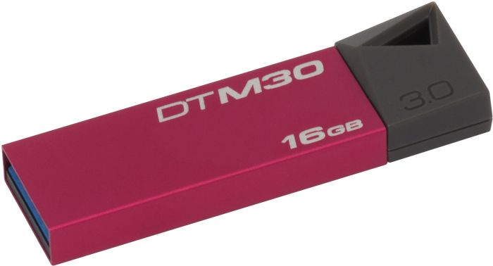 Kingston DataTraveler mini 16GB, USB-A 3.0 (DTM30/16GB)