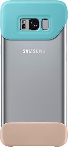 Samsung EF-MG955CM 2Piece Cover für Galaxy S8+ minzgrün/rosa