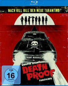 Grindhouse: Death Proof - Todsicher (Blu-ray)