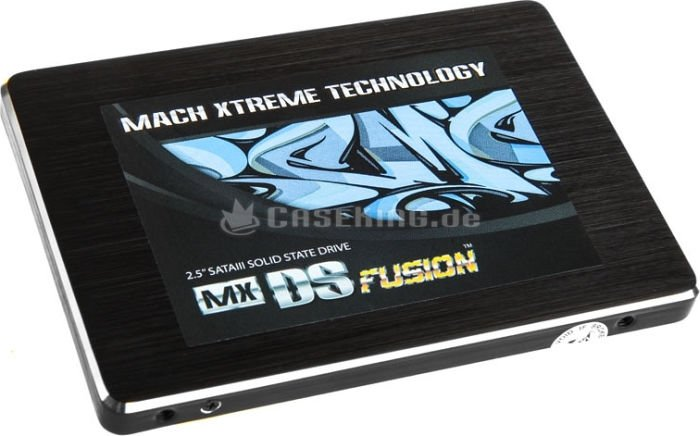 Mach Xtreme Technology MX-DS Fusion Ultra MLC 120GB, SATA (MXSSD3MDSFU-120G)