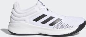 adidas Pro Spark Low 2018 ftwr white/core black/grey one (Herren) (AP9838)