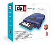 Lenovo ZIP-Drive 250MB, parallel