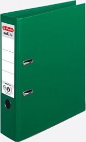 Herlitz maX.file protect plus Ordner A4, 8cm, grün (10834349)