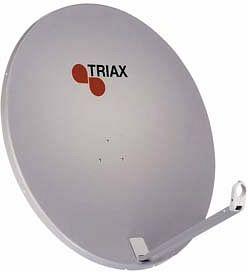 Triax TDA 88 Euroline lichtgrau (123860)