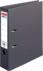 Herlitz maX.file protect plus Ordner A4, 8cm, braun (10834463)