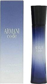 Giorgio Armani Code for Women Eau De Parfum, 30ml