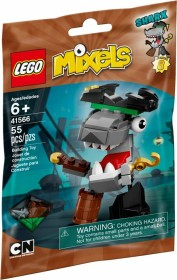 LEGO Mixels Pyrratz Serie 8 - Sharx (41566)