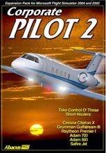 Flight Simulator 2004 - Corporate Pilot 2 (Add-on) (niemiecki) (PC)