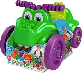 Mattel Mega Bloks Fisher-Price First Builders Ride N' Chomp Croc (GFG22)
