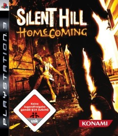 Silent Hill V - Homecoming (PS3)