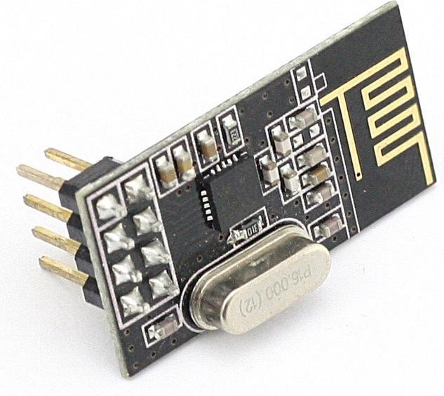 2.4GHz ISM Funk-Transceiver nRF24L01+, 2 Pack