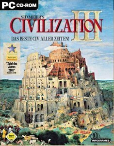 Civilization 3 (niemiecki) (PC)