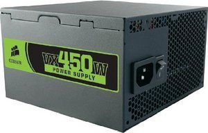 Corsair Enthusiast Series VX450 450W ATX 2.2 (CMPSU-450VX)
