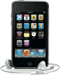 Apple iPod touch 64GB schwarz (3G) (MC011*/A) (Late 2009)