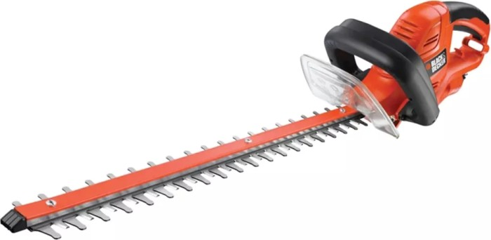 Black&Decker GT5055 electric hedge trimmer -- via Amazon Partnerprogramm