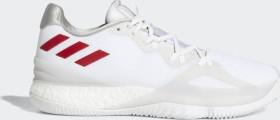 adidas Crazylight Boost 2018 ftwr white/scarlet/silver metallic (Herren) (AQ0007)