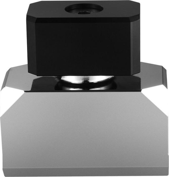 """Phanteks G1/4"""" ball Valve stopcock silver (PH-BVA_CR_G1/4)"""
