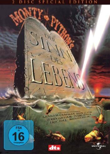 Monty Python's Sinn des Lebens (Special Editions) -- via Amazon Partnerprogramm